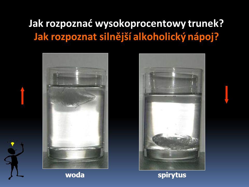 Jak zamienić miejscami wodę z winem . Jak si vymění místo voda s vínem.