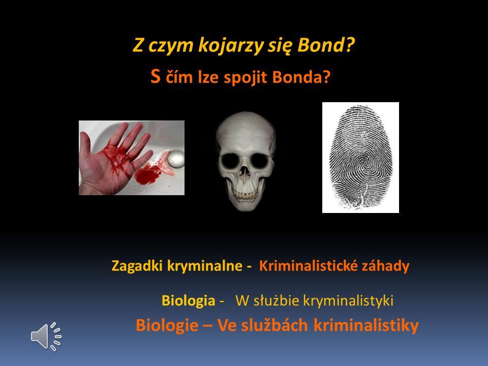 Z czym kojarzy się Bond. S čím lze spojit Bonda. Alkohol Fizyka – Wstrząśniete czy mieszane.