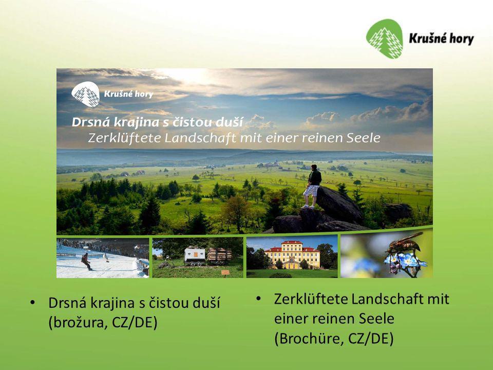 Drsná krajina s čistou duší (brožura, CZ/DE) Zerklüftete Landschaft mit einer reinen Seele (Brochüre, CZ/DE)