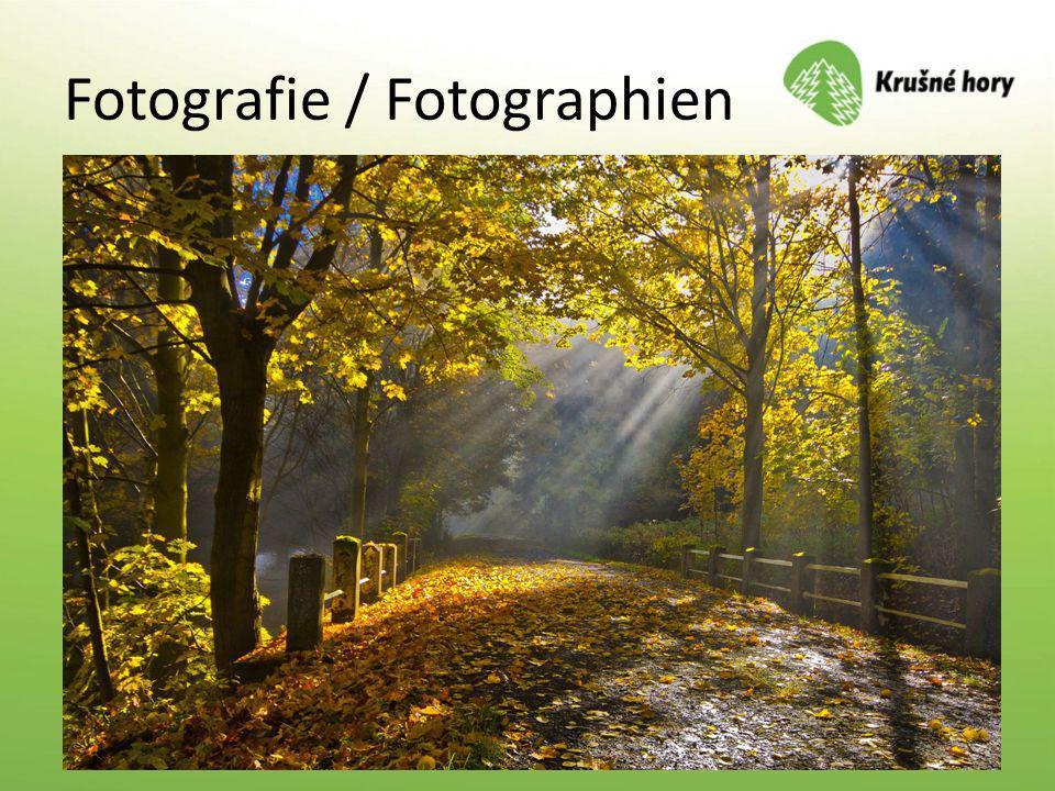 Fotografie / Fotographien
