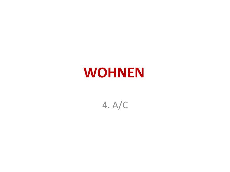 WOHNEN 4. A/C