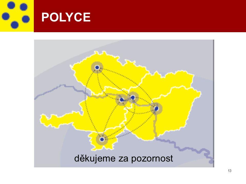 13 POLYCE děkujeme za pozornost