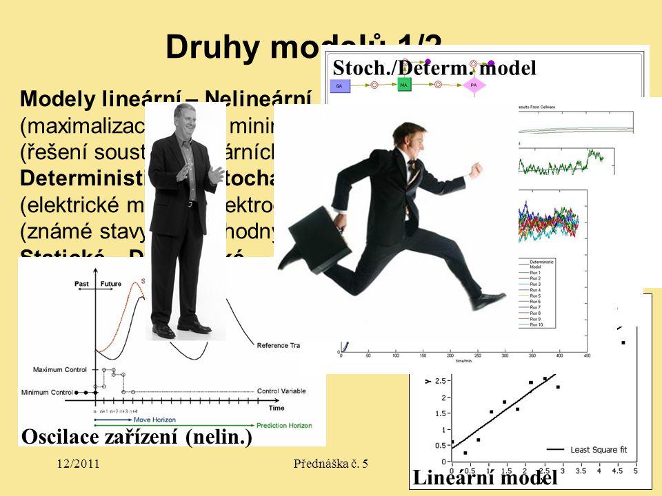 12/2011Přednáška č.