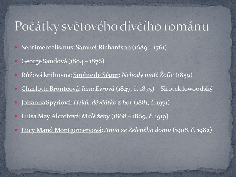 Chaos Vznik nakladatelství Návrat autorů V době totality zakázaných (Procházková, Klíma) Reedice dříve vydaných děl (vč.