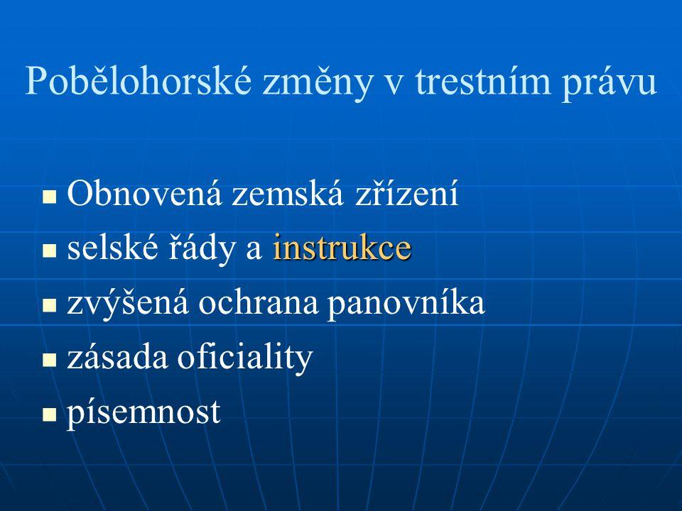 Instrukce pro hospodářské úředníky v Království českém