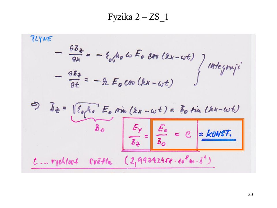 23 Fyzika 2 – ZS_1
