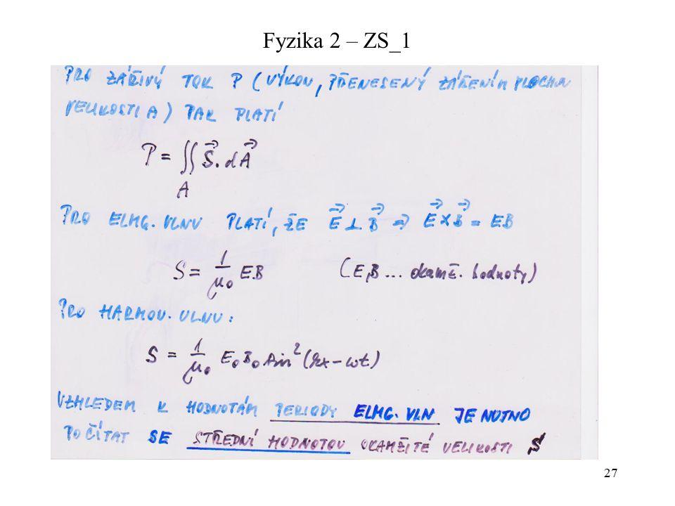 27 Fyzika 2 – ZS_1