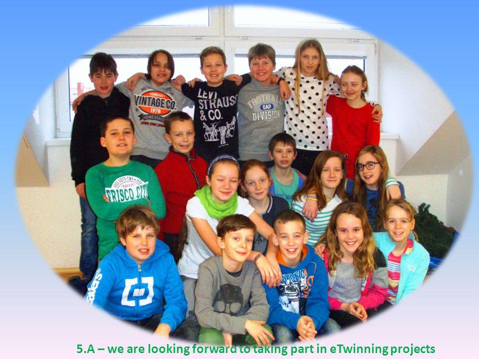 My jsme eTwinning poznali a oblíbili, naše páťaky k činnosti přiměli a příští rok eTwinningovou němčinu naplánovali.