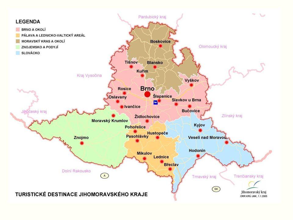  Turistické informační centrum Jižní Morava Zřizovatel CCRJM Zahájení provozu 1.
