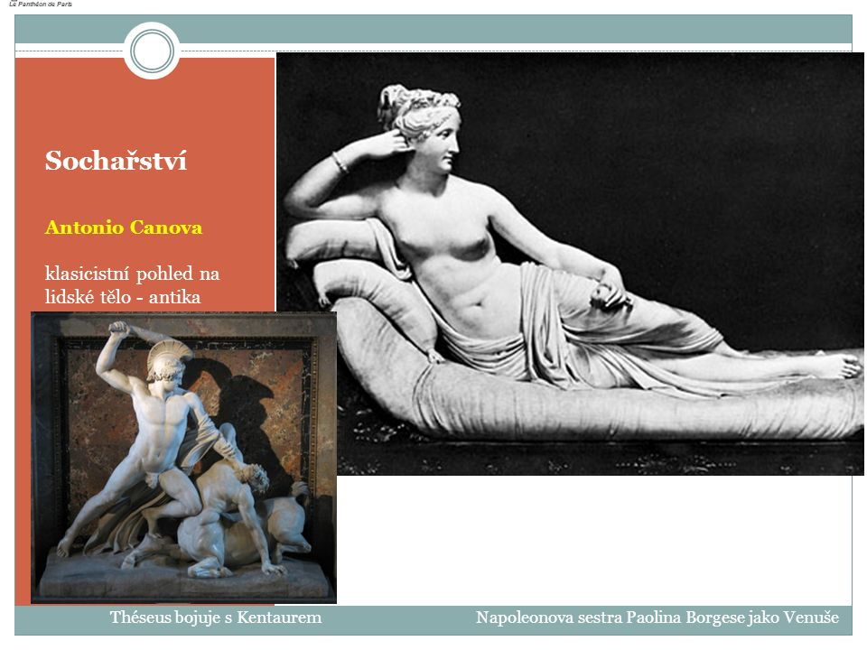 Sochařství Bertel Thorvaldsen oblíbený sochař Venuše, Mars a VulkánAutoportrét Inspirace římským reliéfem i v malířství