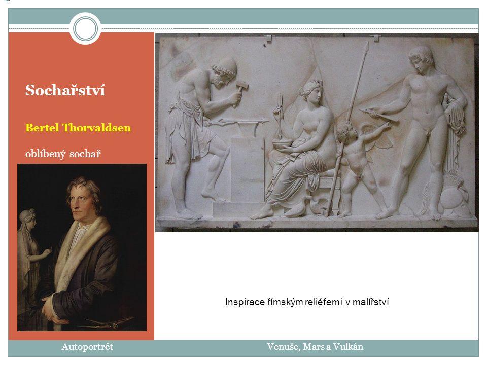Malířství Jean-Auguste- Dominique Ingres historické a literární náměty uvolněná kompozice barevné podání Leonardova smrt