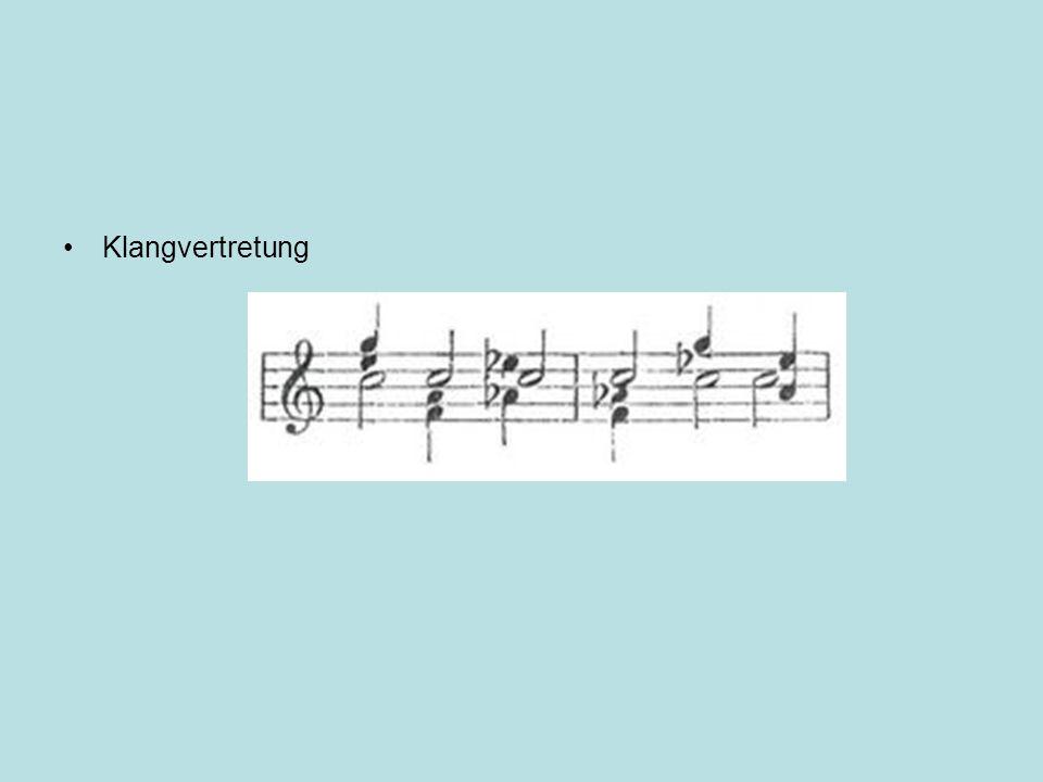 Klangvertretung