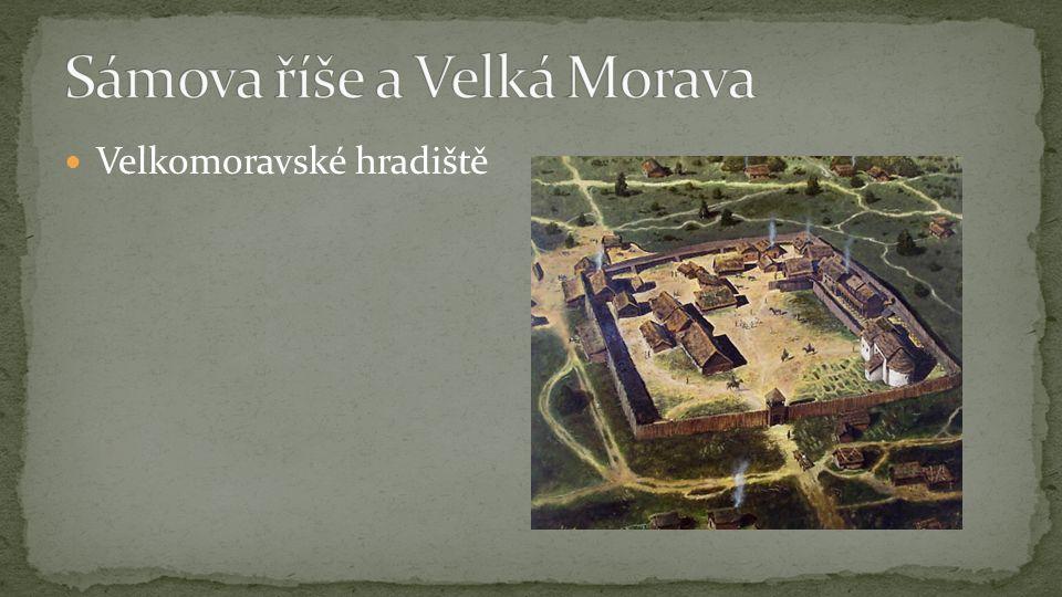 Velkomoravské hradiště