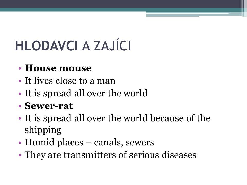 Sources: DOBRORUKA, Luděk J.Přírodopis pro 7. ročník základní školy.