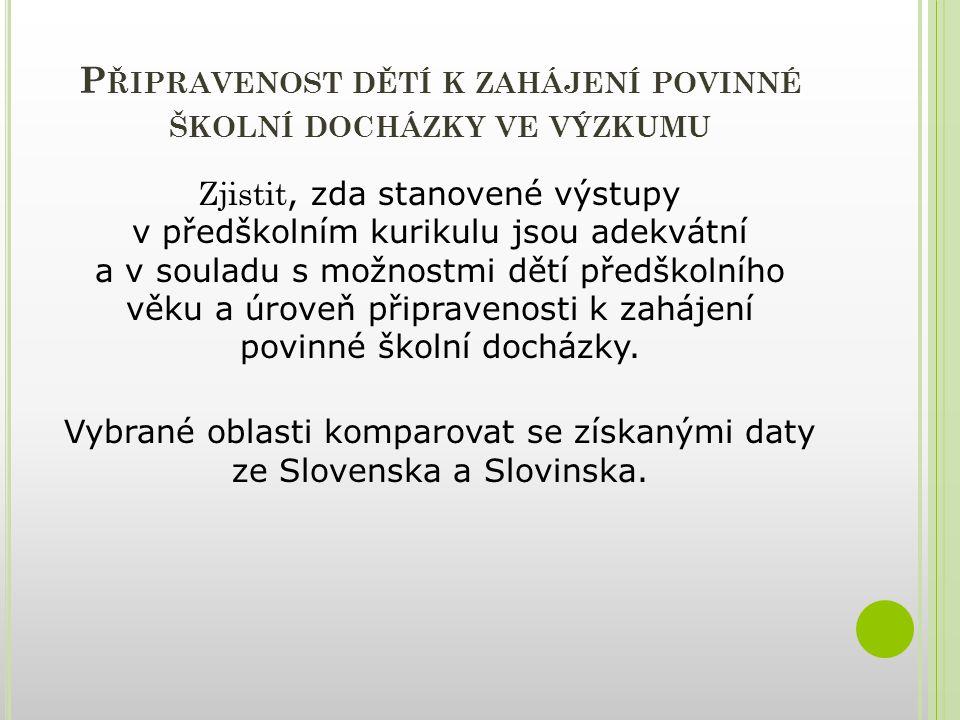 S TANDARDIZOVANÉ TESTOVÉ ÚKOLY 1.