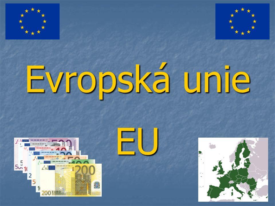 Evropská unie EU