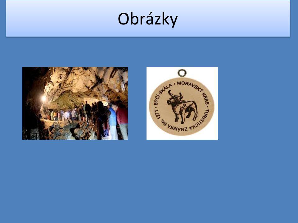 Videa,obrázky https://www.youtube.com/watch?v=FMLMDOrXZXw Bronzová socha býčka nalezená v roce 1869 v Býčí skále Vitríny s nálezy z Býčí skály Vitríny s nálezy z Býčí skály https://www.youtube.com/watch?v=FMLMDOrXZXw Bronzová socha býčka nalezená v roce 1869 v Býčí skále Vitríny s nálezy z Býčí skály Vitríny s nálezy z Býčí skály