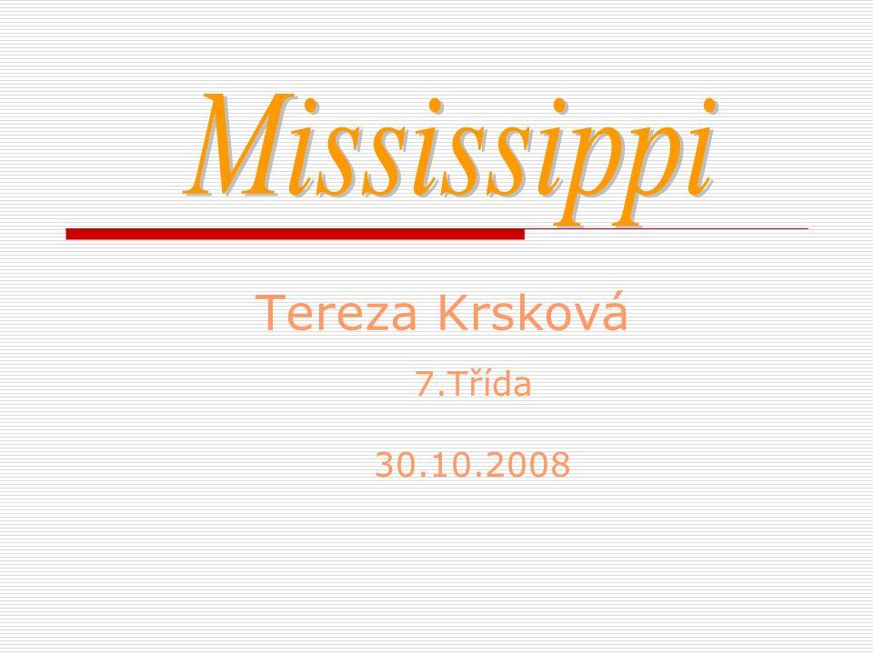 Tereza Krsková 7.Třída 30.10.2008