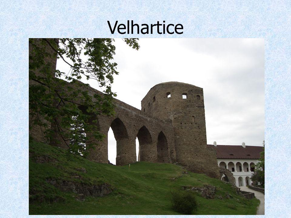 Velhartice