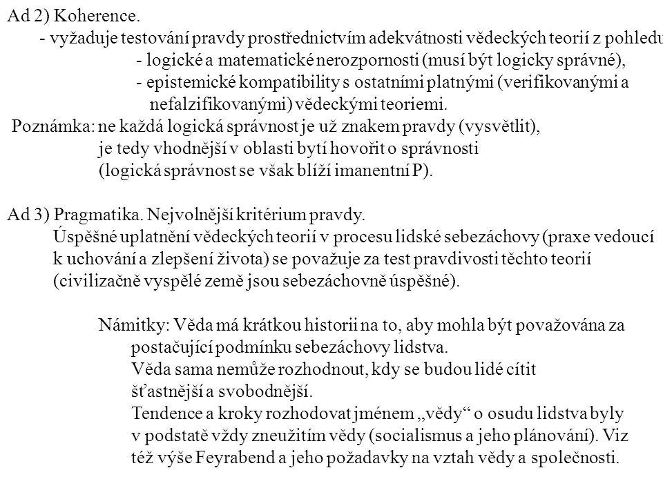 Ad 2) Koherence.