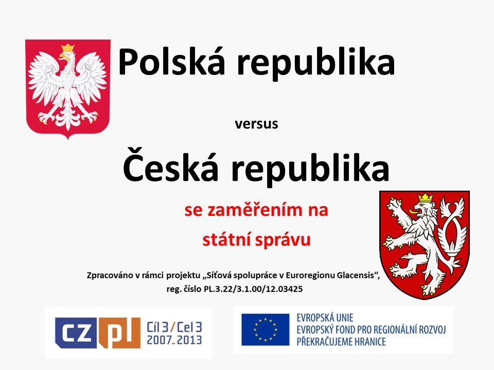 Polská republika versus Česká republika se zaměřením na státní správu www.rda-rk.cz