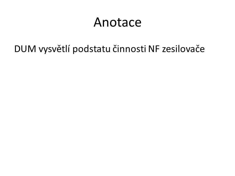 Použitá literatura KESL, Jan.Elektronika: učebnice : základní studijní materiál pro střední školy.