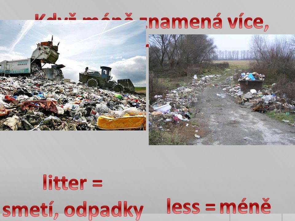  Cílem kampan ě je vést ž áky i jejich rodi č e ke sni ž ování mno ž ství odpadu ve škole i doma.