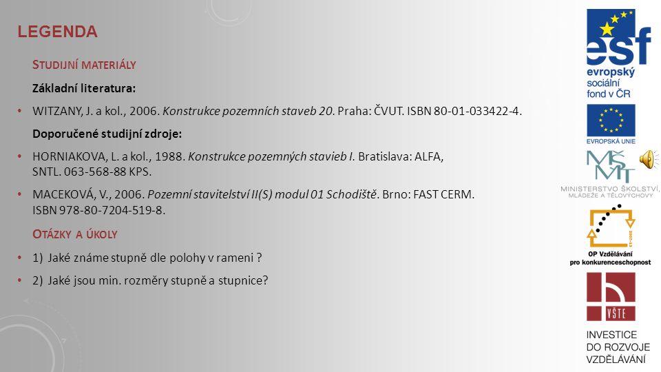 8.1. MATERIÁLY A ÚPRAVY POVRCHŮ SCHODŮ Povrchové úpravy stupňů. MĚŠTAN, R., 1989. Stavba svépomocí. Praha: SNTL, str.209. ISBN 80-03-00165-X. Různá úp
