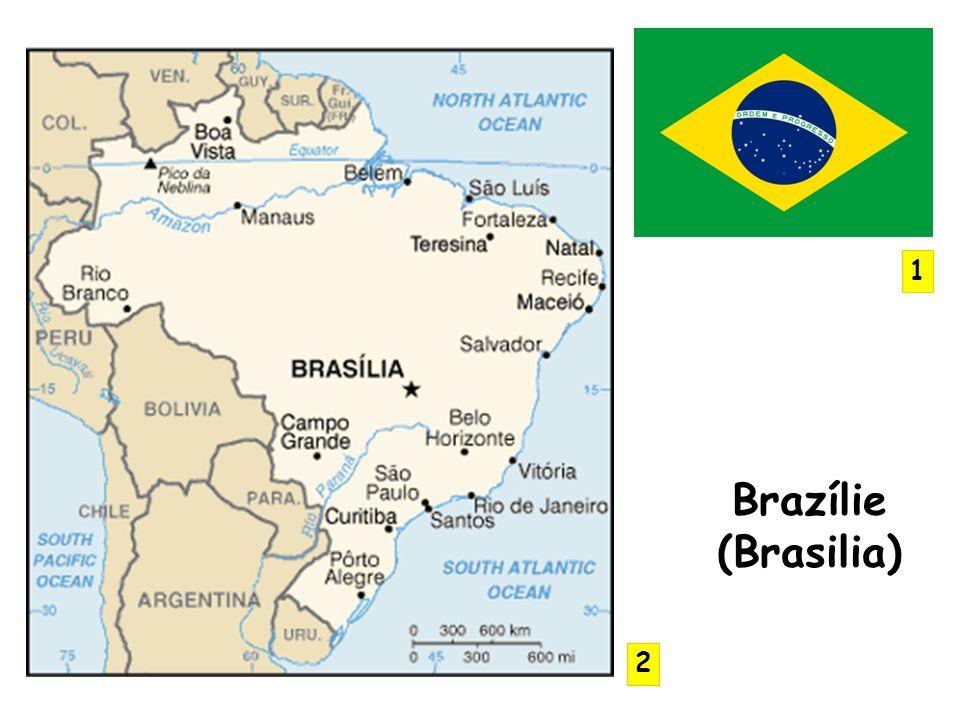 Brazílie (Brasilia) 1 2
