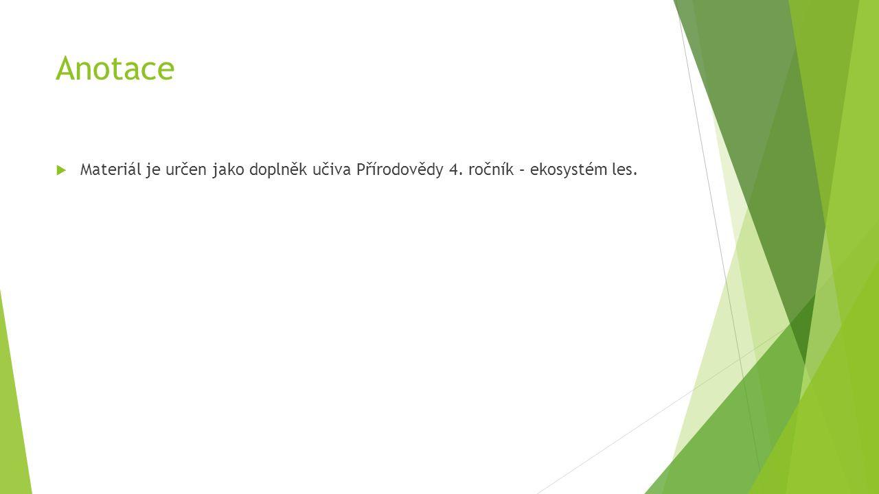 projekt spolufinancován ze státní rozpočtu ČR a Evropským sociálním fondem  Název projektu: Živá příroda ve škole  Číslo projektu : CZ.1.07/1.1.20/0