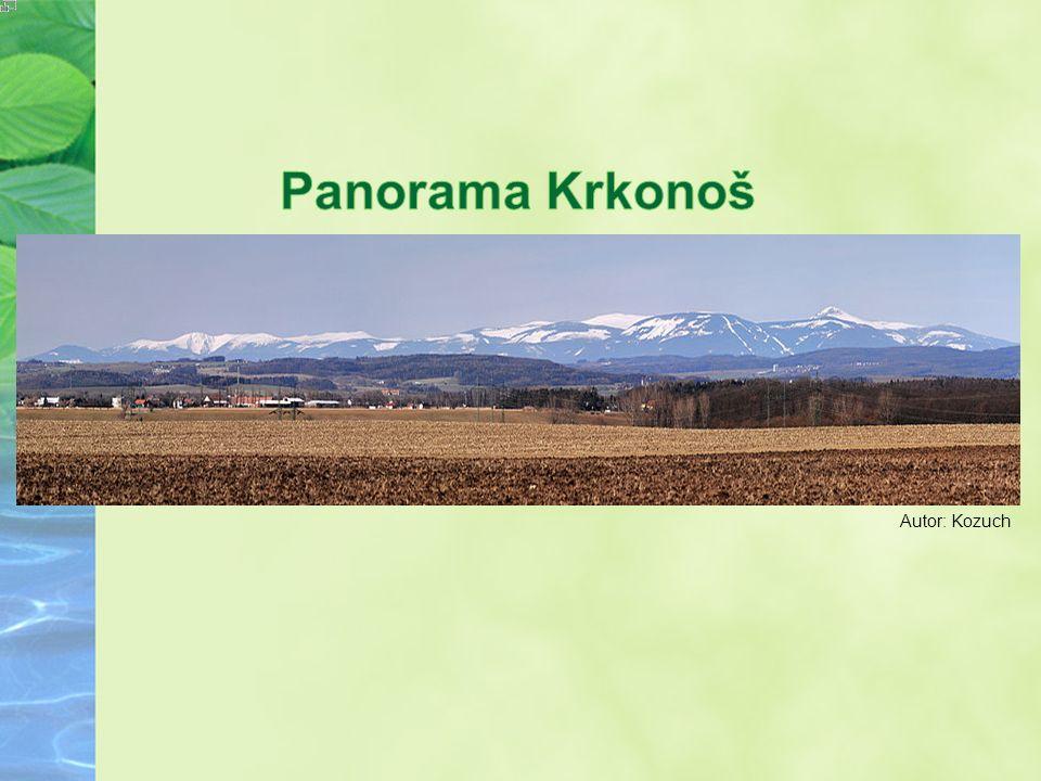 KRNAP vznikl na ochranu přírody v Krkonoších v roce 1963.