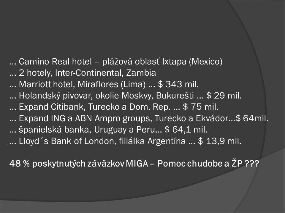 ... Camino Real hotel – plážová oblasť Ixtapa (Mexico)...