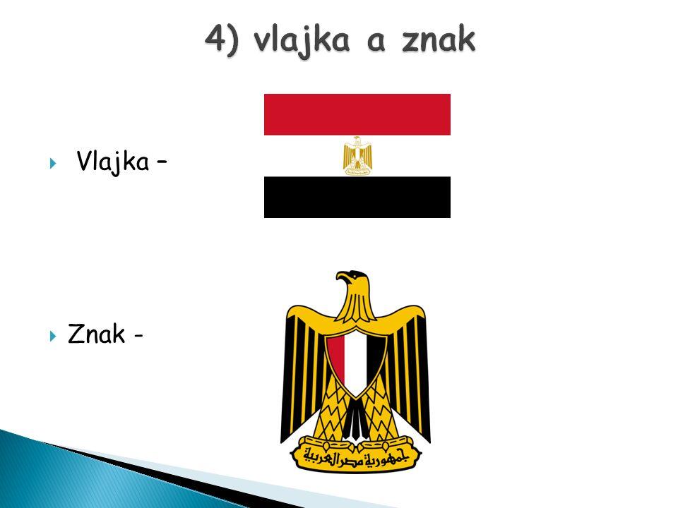 Vlajka –  Znak -