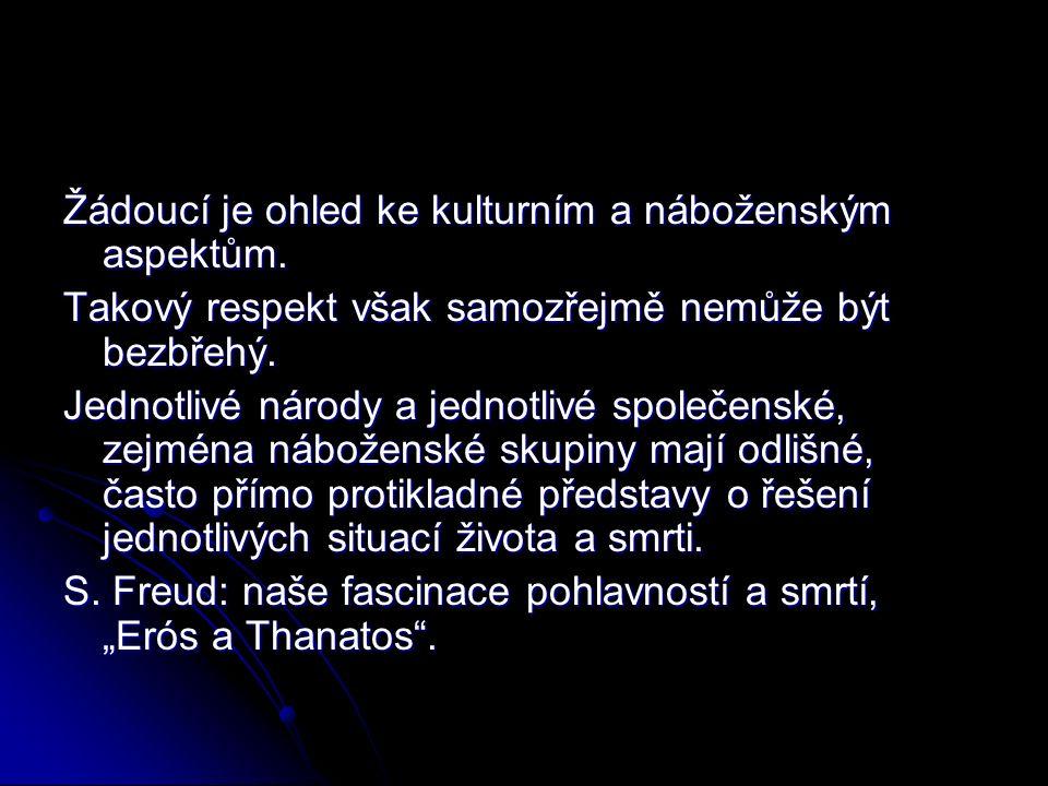 Reprodukční medicína – realita a regulace v ČR V ČR poměrně vyspělé a dostupné technologie asistované reprodukce.