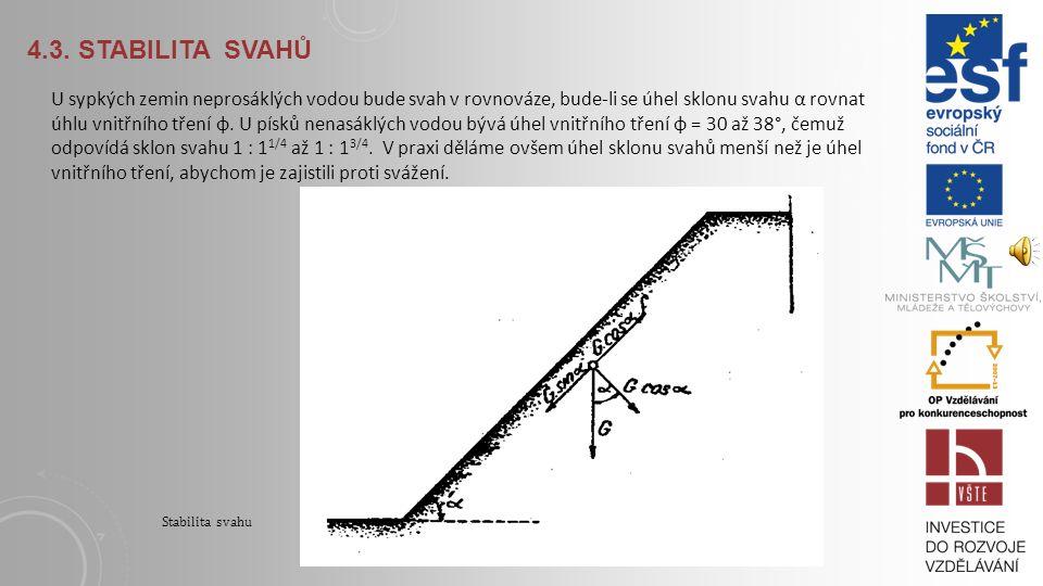 4.2.ZABEZPEČOVÁNÍ VÝKOPŮ Záporová pažení se používají od hloubky 5 až 8 m do cca 20 m.