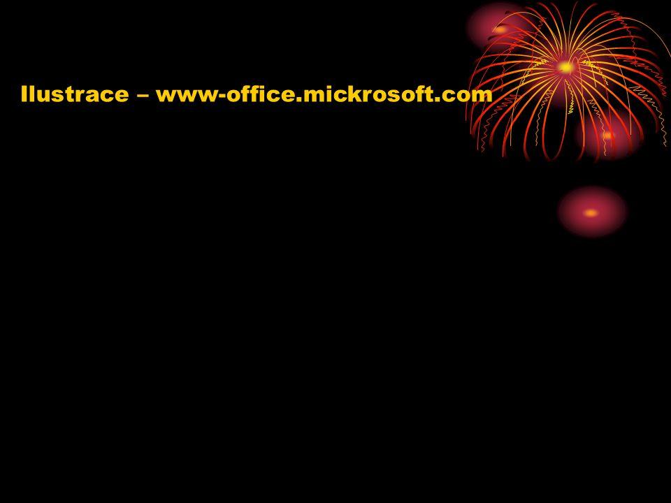 Ilustrace – www-office.mickrosoft.com