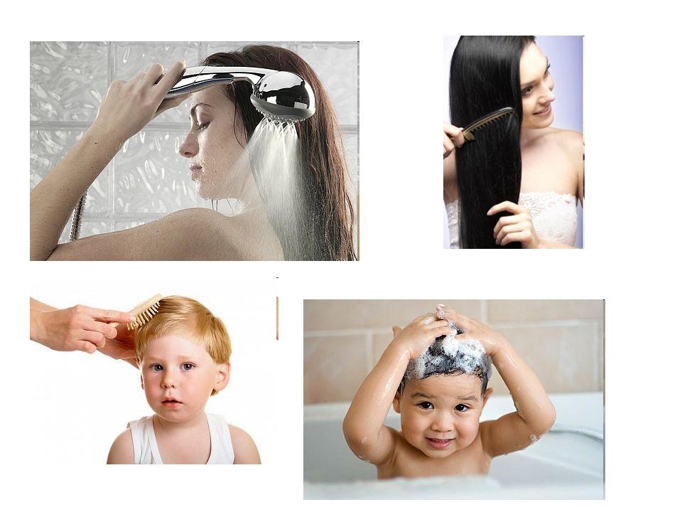 Úkol – podtrhni slova, která patří k hygieně mýdlo, ručník, panenka, auto, voda, pasta na zuby, sešit, sprchový gel, kartáč, polštář, zubní kartáček, šampon Co ještě patří k hygieně?