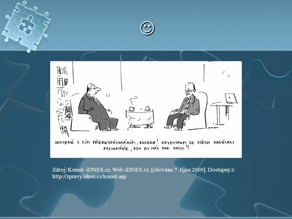 Zdroj: Kemel- iDNES.cz.Web: iDNES.cz. [citováno 7.