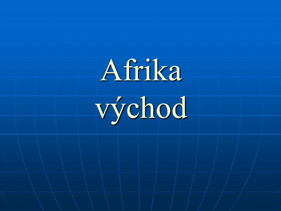 Anotace: Prezentace umožní žákům vytvoření reálné představy o východní části Afriky. Žáci se seznámí s přírodou, specifickými charakteristikami hospod