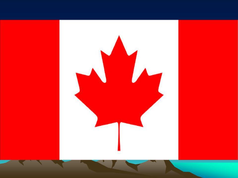 Doplň věty: Podle rozlohy zaujímá Kanada…….místo na světě.