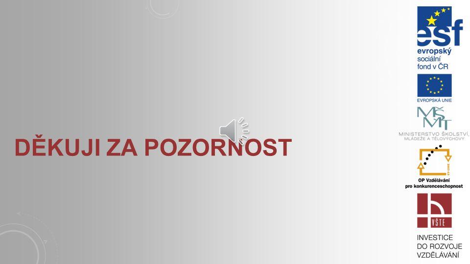 LITERATURA KABOURKOVÁ, K., 2013. Praktika z účetnictví.