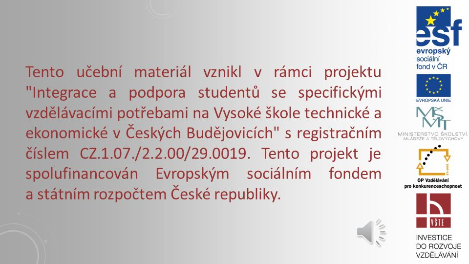 SOCIÁLNÍ KOMUNIKACE KAPITOLA 8.