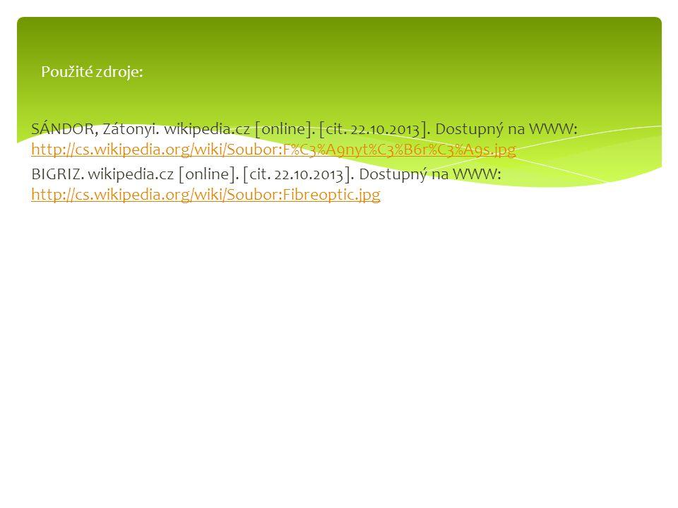 SÁNDOR, Zátonyi. wikipedia.cz [online]. [cit. 22.10.2013]. Dostupný na WWW: http://cs.wikipedia.org/wiki/Soubor:F%C3%A9nyt%C3%B6r%C3%A9s.jpg http://cs