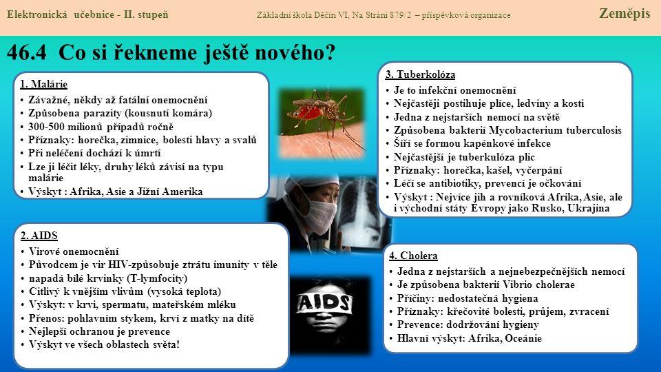 46.5 Procvičení a příklady Elektronická učebnice - II.