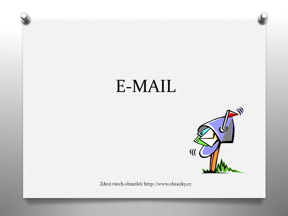 E-MAIL Zdroj všech obrázků: http://www.obrazky.cz