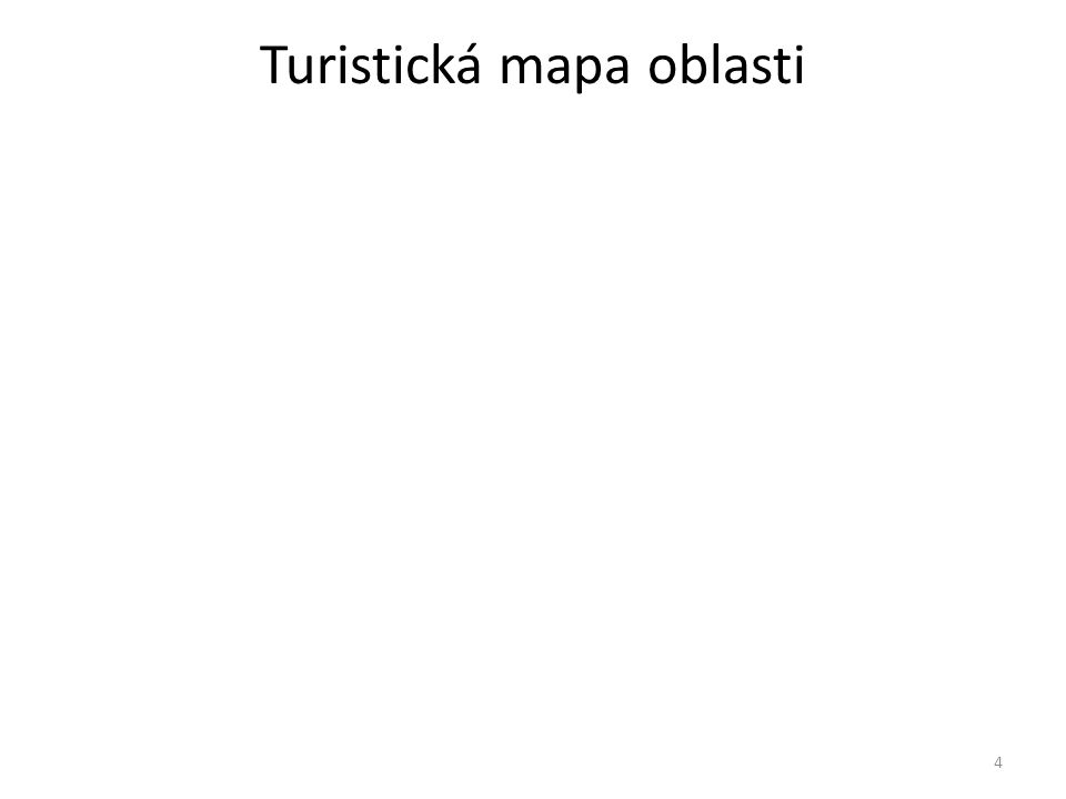 Turistická mapa oblasti 4