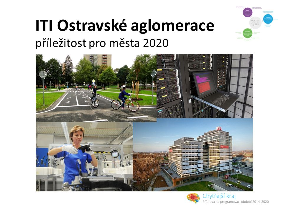 ITI Ostravské aglomerace příležitost pro města 2020