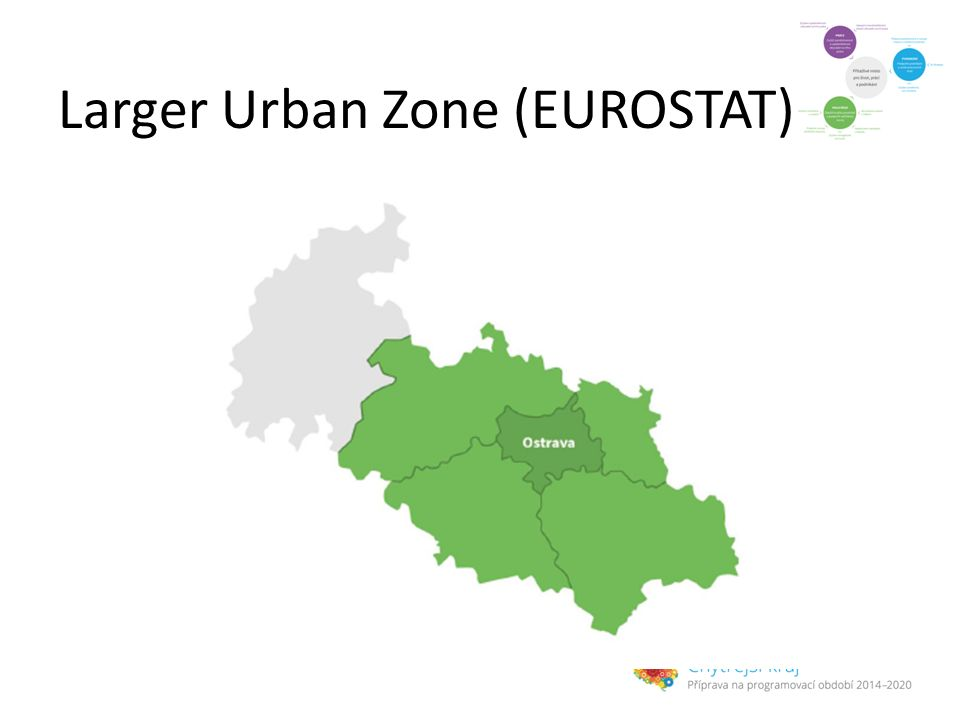 Larger Urban Zone (EUROSTAT)