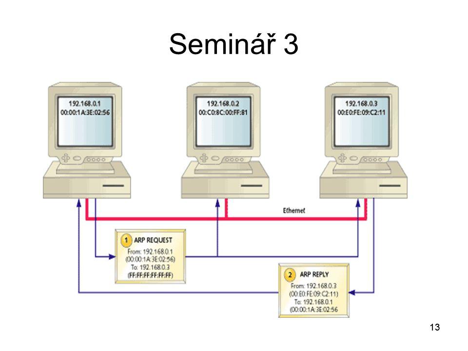 13 Seminář 3