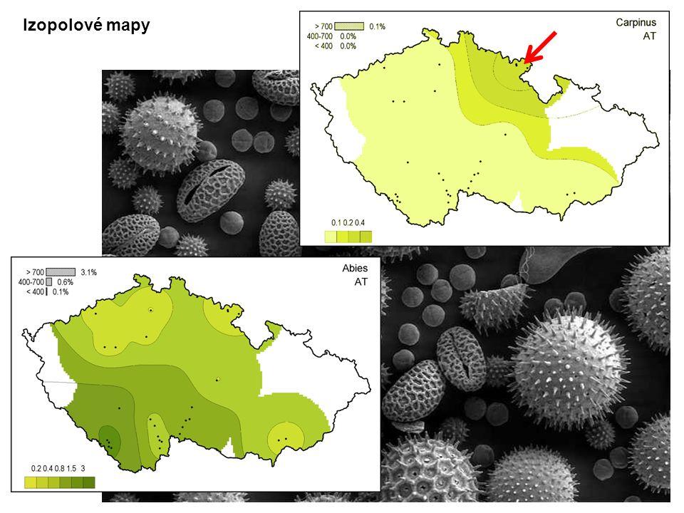 Izopolové mapy